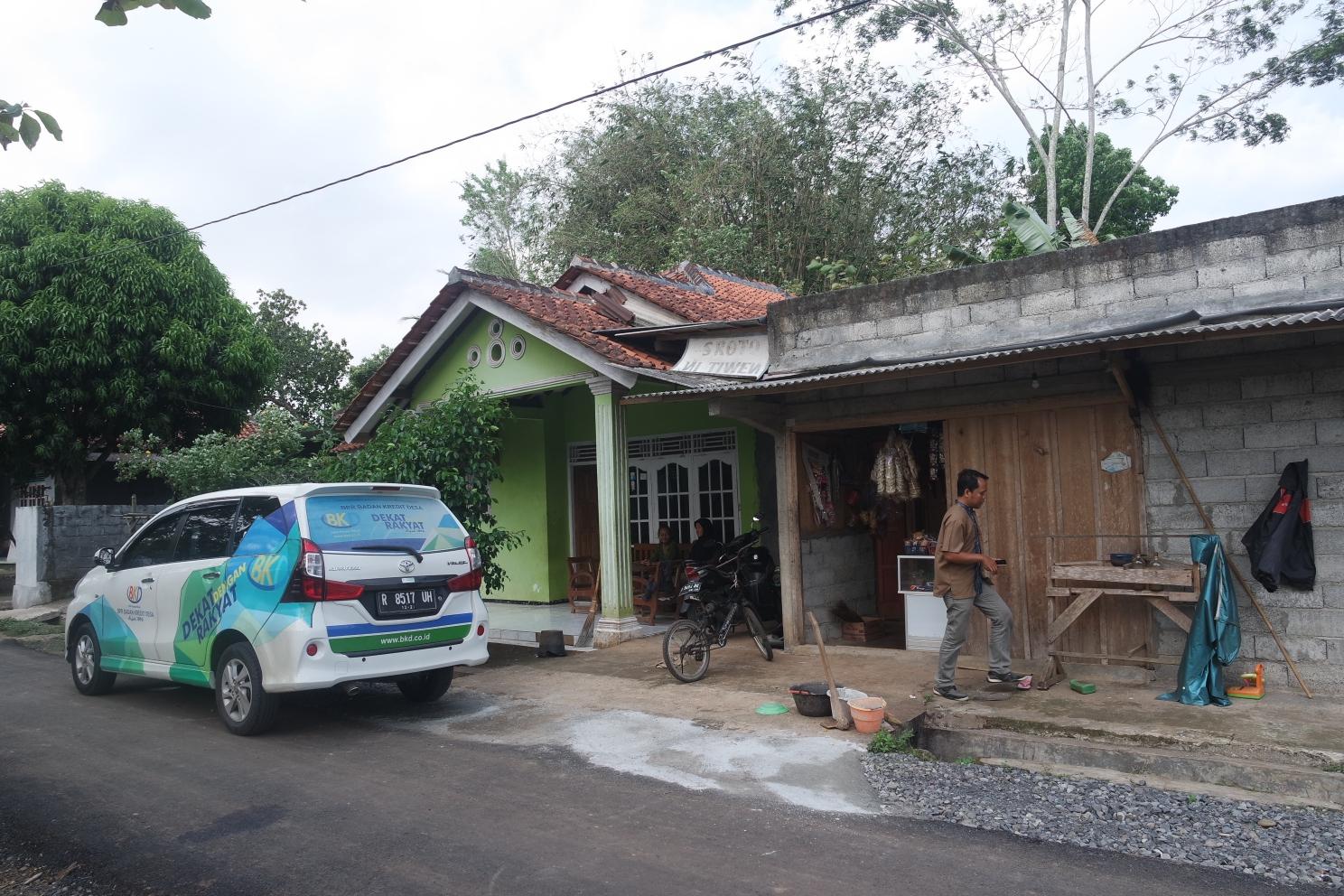 Potensi Ekonomi Besar, Kopkun Institute Gagas Warung Kampung di Desa Wlahar Wetan