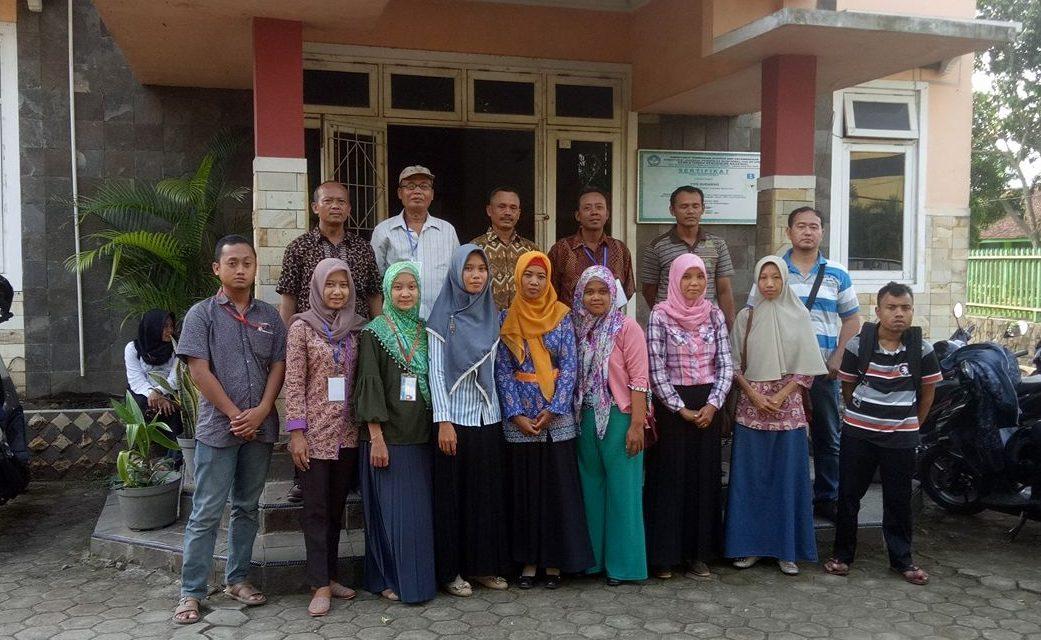 Seleksi Perangkat Desa di Wlahar Wetan Berbasis Komputer