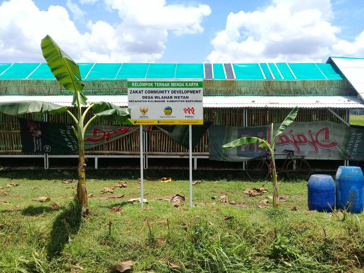 Menjadi Desa Mandiri Dengan Kualitas Kesejahteraan Yang Lebih Baik